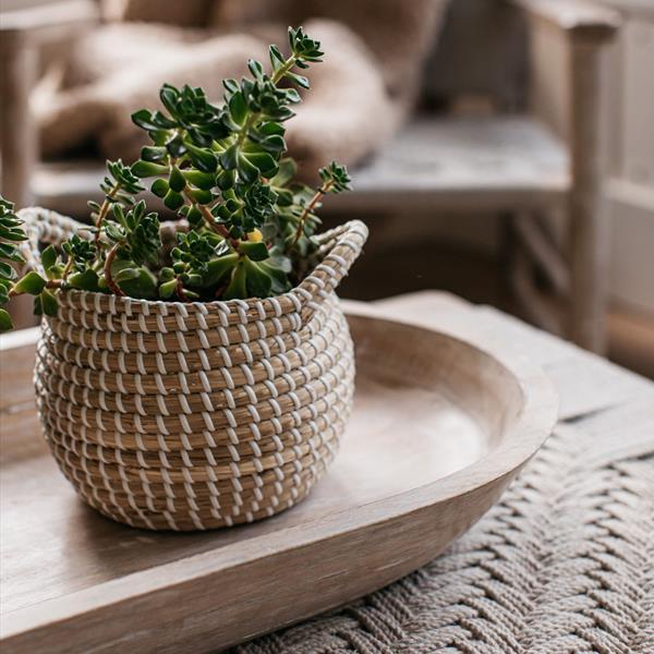 Elba Seagrass Basket