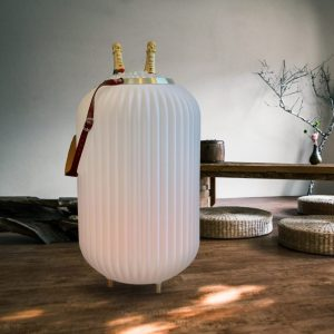 The.Lampion speaker and cooler