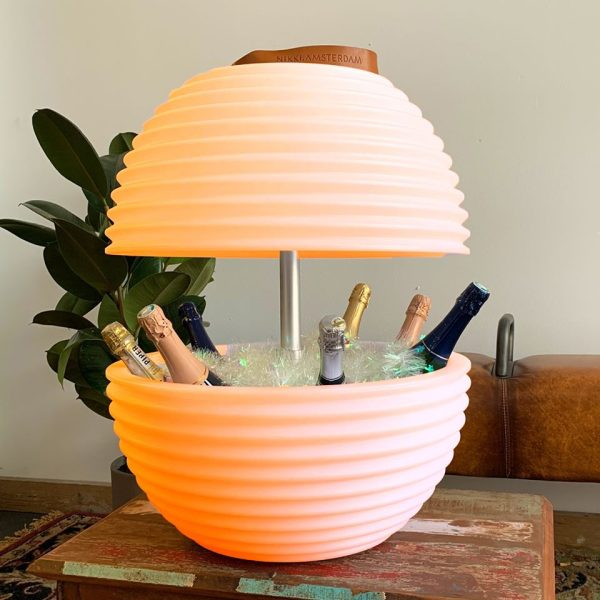The Bowl Lampion - Cooler and Speaker
