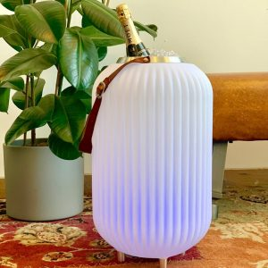 The.Lampion lamp and speaker